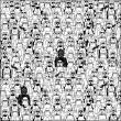 Panda tra soldati Star Wars: nuovo tormentone sul web