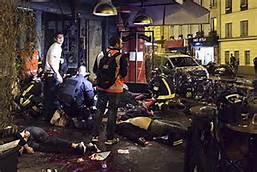 Terrore a Parigi