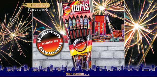 "Germania, fuochi d'artificio ""Paris"": bufera su discount"