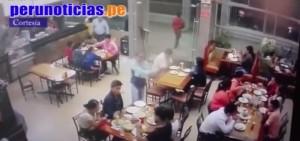 YOUTUBE, sicario entra in ristorante e spara a testa clienti