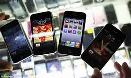 Falsi smartphone