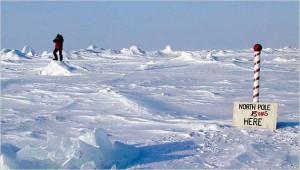 Polo Nord, ma che caldo fa: 30° sopra la media