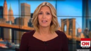 YOUTUBE Giornalista Cnn collassa in diretta tv