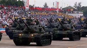 Guarda la versione ingrandita di Carri armati Usa a Taiwan