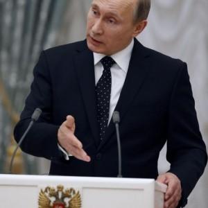 Vladimir Putin (foto Ansa)