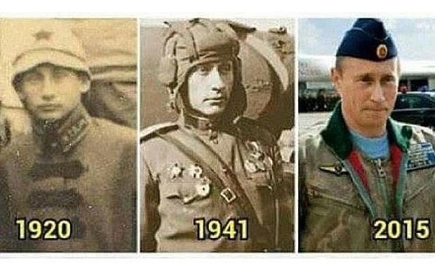 """Putin immortale. La """"prova""""? Queste FOTO sul web"""