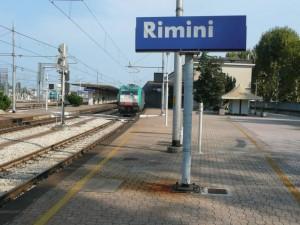 Allarme bomba stazione Rimini: linea Adriatica chiusa