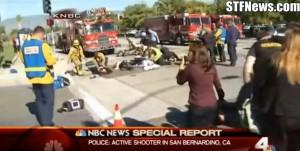 YOUTUBE San Bernardino: terrore pochi attimi dopo la strage