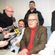 """Vittorio Sgarbi dimesso: """"Va tutto male tranne il cuore4"""