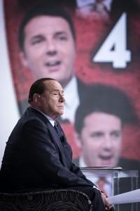 """Berlusconi: """"Al ballottaggio Pd-M5s voterei scheda bianca"""""""