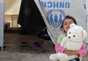Enel e Unhcr insieme per aiutare bambini siriani rifugiati