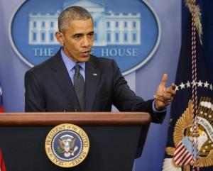"""Barack Obama: """"Isis? Colpiremo e lo sconfiggeremo"""""""