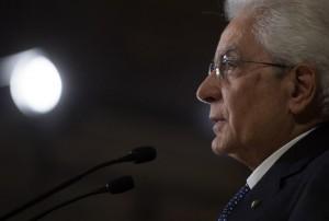 Sergio Mattarella: Banche episodi gravi, tutelare risparmio