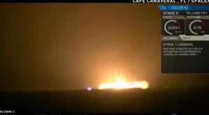 VIDEO YOUTUBE Spazio, lanciato razzo riutilizzabile Falcon 9