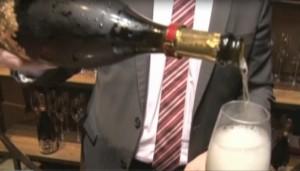 Capodanno, 52 mln bottiglie spumante consumate in Italia
