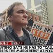 Quentin Tarantino mentì? Attaccò la Polizia mai stato dentro