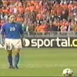 Il cucchiaio di Francesco Totti contro l'Olanda