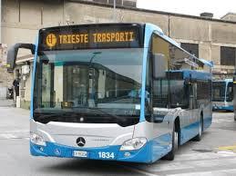 Trieste, bus gratis fino alla vigilia di Natale contro smog