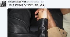 Kim Kardashian e Kanye West: secondo figlio si chiama Saint