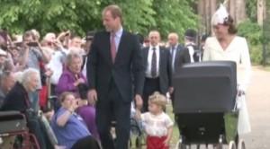 """Kate Middleton, William: """"George è eccitato dal Natale"""""""