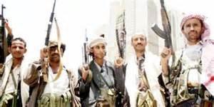 Combattenti nello Yemen