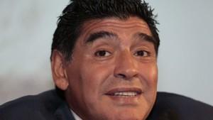 """Diego Armando Maradona: """"Se Napoli vince scudetto..."""""""