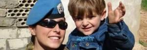 """Stefania Stellaccio, soldatessa muore di tumore """"per uranio"""""""