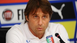 """Guarda la versione ingrandita di """"Antonio Conte al Chelsea"""", stampa inglese sicura"""