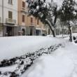 Maltempo, freddo record in Alto Adige e neve al sud FOTO 3