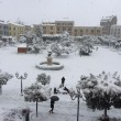 Maltempo, freddo record in Alto Adige e neve al sud FOTO 2