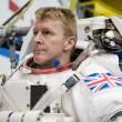 Astronauta Tim Peake passeggia nello spazio3