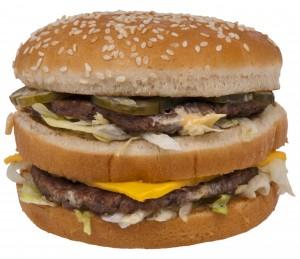 Big Mac di Mc Donald's in Italia costa più che in America