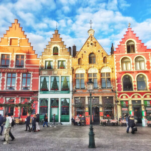 Bruges nelle Fiandre
