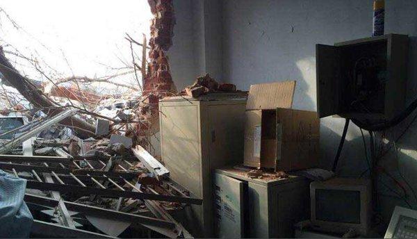Cina, demolito ospedale con pazienti e medici dentro