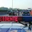 Roma, auto pirata uccide motociclista su Gra e poi fugge