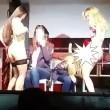 Scene lesbo a festa2