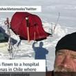 Henry Worsley attraversa Antartide da solo e muore5