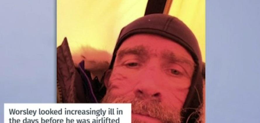 Henry Worsley attraversa Antartide da solo e muore6