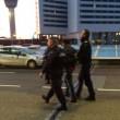 Ho una bomba paura aeroporto Amsterdam, un arresto2