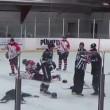 Hockey, rissa coinvolge 8 giocatori e un arbitro7