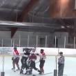 Hockey, rissa coinvolge 8 giocatori e un arbitro8