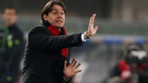 Filippo Inzaghi in pronto soccorso ad Aosta