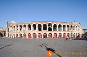Visitare Verona: Arena