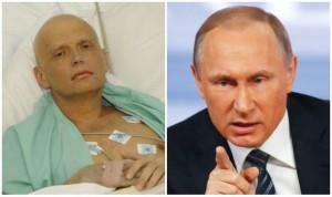 """""""Putin probabile mandante omicidio Litvinenko"""": inchiesta GB"""