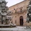 Maltempo neve a Pescara, Molise, Marche e Puglia3