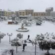 Maltempo: neve a Pescara, Molise, Marche e Puglia8