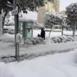 Maltempo: neve a Pescara, Molise, Marche e Puglia9