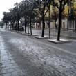 Maltempo: neve a Pescara, Molise, Marche e Puglia12