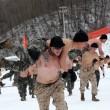 Marines e militari coreani sulla neve3