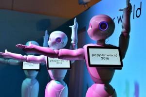 Pepper, robot che dispensa consigli su educazione e salute2